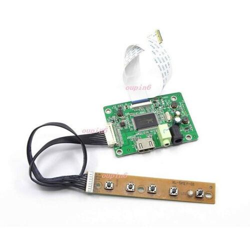 HDMI LED EDP Controller baord kit For AUO B133XTN01.6 1366X768 Panel Screen