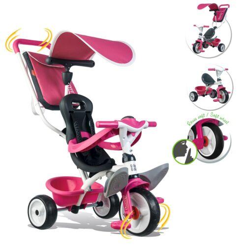 Smoby Kinder Dreirad Baby Balade pink 7600741101