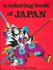Japan-a Coloring Book by Bellerophon Books (Paperback / softback, 1987)