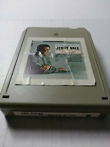 8-Track Tape Cartridge JERRY VALE The Language Of Love Columbia