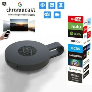 Wi-Fi Digital HDMI Media Video Streamer Adapter For iOS Android Chromecast