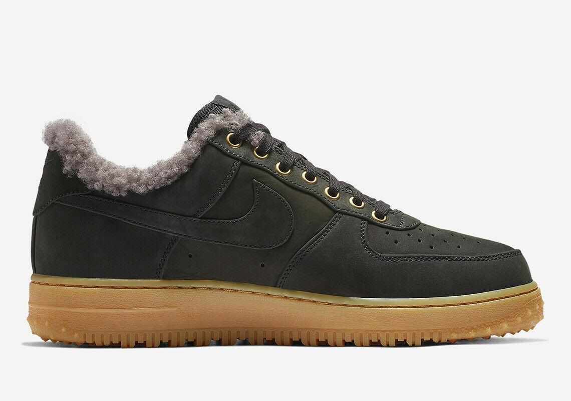Kenia Pino télex  Nike Air Force 1 Winter Premium GS 943312-200 Yellow for sale | eBay