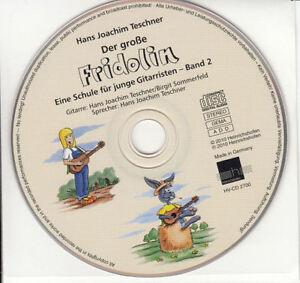 Fridolin-Band-2-nur-CD-Schule-fuer-junge-Gitarristen