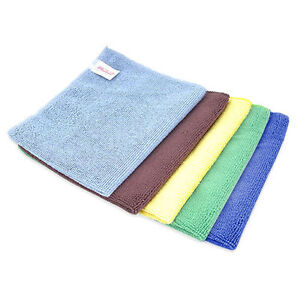 Microfibre-Cleaning-Cloths-Towels-Car-Polishing-Detailing-Wash-Wax