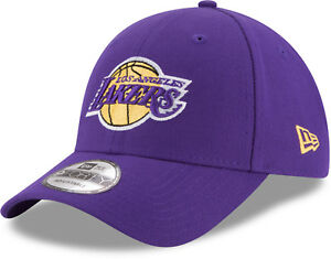 0aeccd76cf1 Los Angeles Lakers New Era 940 The League NBA Cap 885430074360