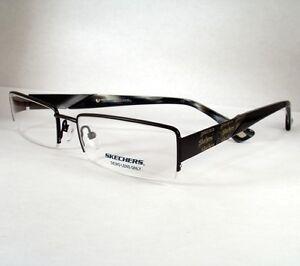 skechers 3034 black eyeglass eyewear frames