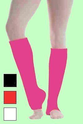 "Mondor Adult #252 - 16"" Rib Knit Leg Warmers 4 FASHION COLOR CHOICES"