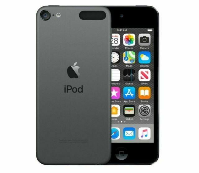 Apple Ipod Touch 7th Generation Space Gray 32gb For Sale Online Ebay
