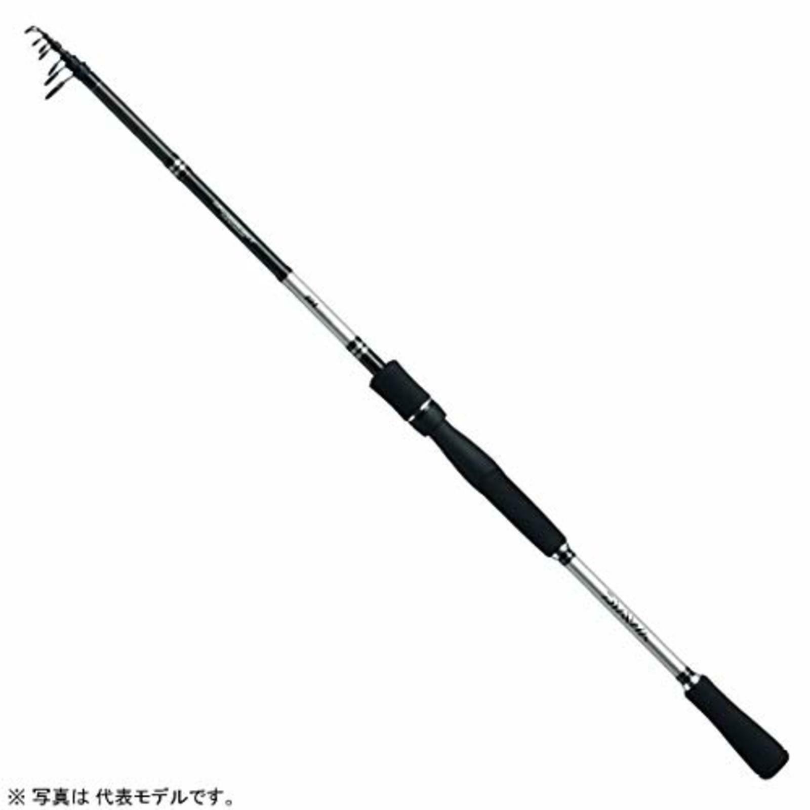 Daiwa Caña Crossbeat 965tmfs Spinning Pesca de Agua Salada Frontal   S W