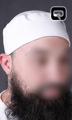 1 X Preghiera Islamica Berretto Di Qabail Taguia-mostra Il Titolo Originale Eppure Non Volgare