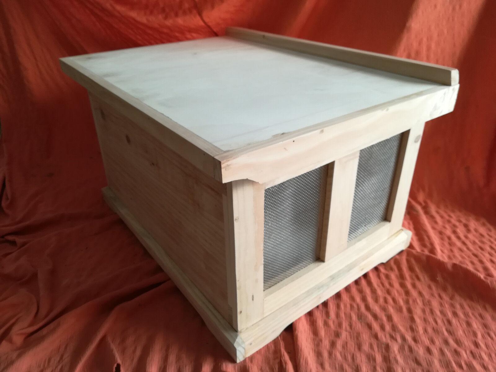 COFRE tipo FRESQUERA XXL de madera XXL FRESQUERA 85 cms. 0b7c8a