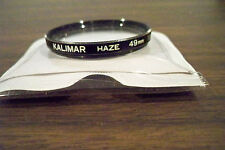 Kalimar 49mm Haze UV filter used