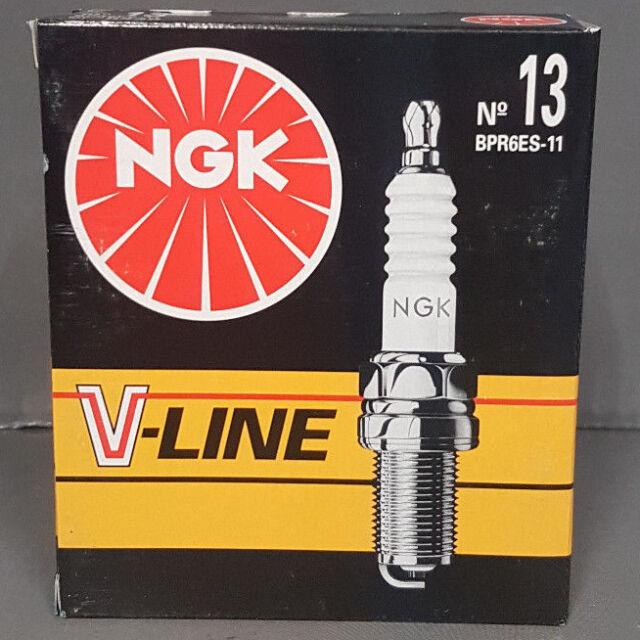 3 Unid. NGK V-Line 13 Bujía BPR6ES-11, 5339 , VL13 Subaru #