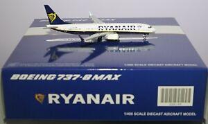 JC-Wings-XX4149-Boeing-737-8-MAX-Ryanair-EI-HAW-in-1-400-Scale