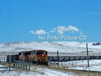 Windows Screensaver Cd Bnsf Railroad In Colorado
