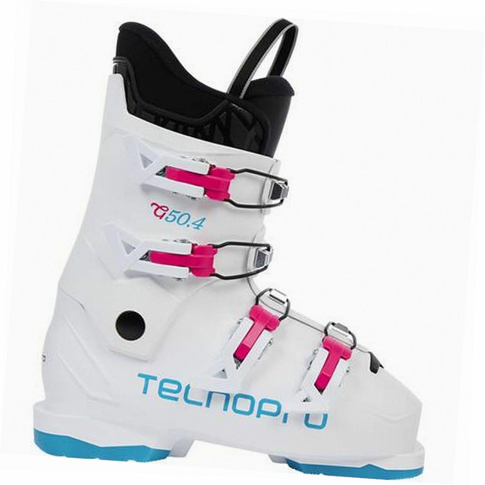 Tecno pro alpine skischoenen meisjes g50.4 sport blauw wit
