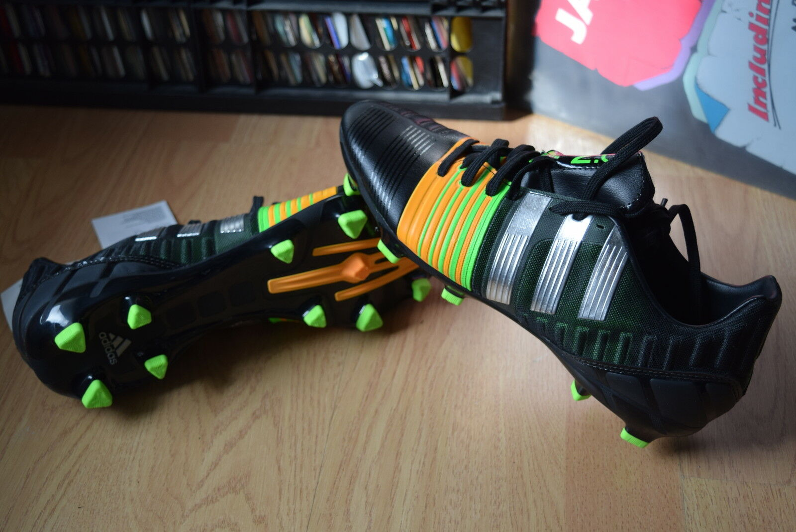 Adidas Nitrocharge 2.0 FG 42  Fußballschuhe Protator Protator Protator M29852 F50  | Ab dem neuesten Modell  4be35c