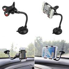 Car Van Truck Windscreen Mount Mobile Phone Holder Bracket for iPhone Smartphone
