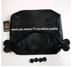 design di qualità 3a5c5 65439 Dettagli su BORSA O BAG PREZZO PER SOLO MANICI e SACCA COMPATIBILE CON OBAG  GRANDE