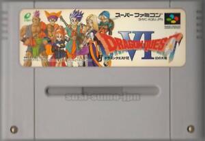Dragon-Quest-VI-6-Warrior-ENIX-NINTENDO-SUPER-FAMICOM-SNES-SFC-JAPAN