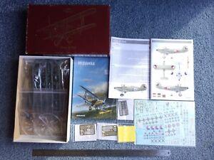Eduard 1:72 Kit combo Quad Royal Class Avia B-543 # r0010 8591437488919