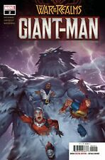 Giant-man #1 War of The Realms Marvel Comic 1st Print 2019 NM