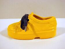 Vide-poche chaussure céramique XX° signé Majolica Portugal, L - 12,5 cm
