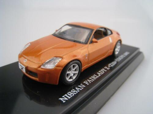 Nissan Fairlady Z Coupe  Kyosho  Maßstab 1:64  OVP