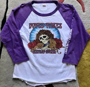Sugar-Cane-X-Stanley-Mouse-Grateful-Dead-Shirt-Jersey-Toyo-T-Shirt-Size-Medium