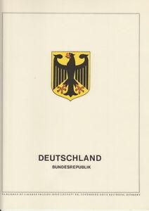 B-R-D-Sammlung-1971-1980-postfrisch-in-LINDNER-Falzlos-T-MW-500-Z173-9