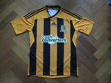 Hull City AFC Home Shirt  2011/12 - Adidas - Size Small