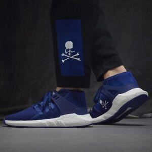 Adidas x Uomote di dimensioni mondiali, eqt 93 / blu utlra nmd