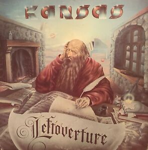 KANSAS-Pre-Owned-LP-LEFTOVERTURE-RARELY-PLAYED