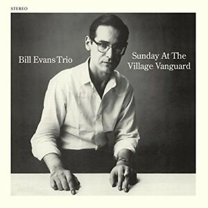 Bill-Evans-Trio-Sunday-At-The-Village-Vanguard-New-Vinyl-LP-Colored-Vinyl-G