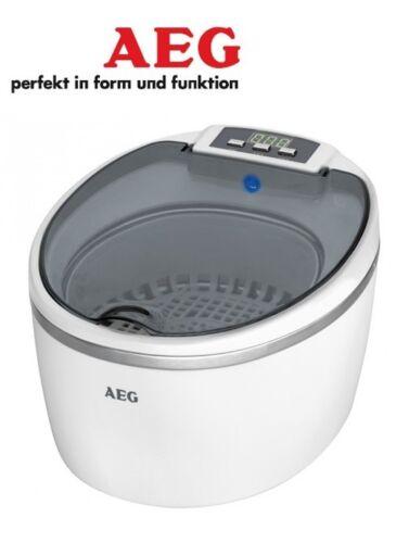 AEG USR 5659 pulitore a ultrasuoni dispositivo pulizia bagno ad ultrasuoni usr5659