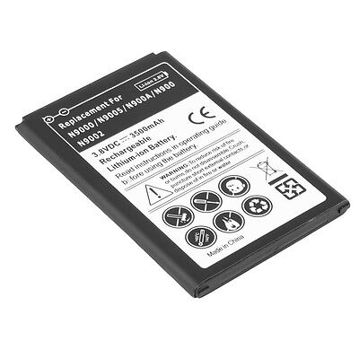 3500mah Battery For Samsung Galaxy Note III 3 N9000/9005/900A/9002 F0