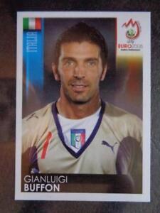 Panini 286 Gianluigi Buffon Italien Italia UEFA Euro 2008 Austria Switzerland