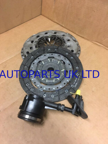 NEW LUK 3 PIECE CLUTCH KIT FOR FORD MONDEO 1.8 2.0 16V 624 3163 33 624316333