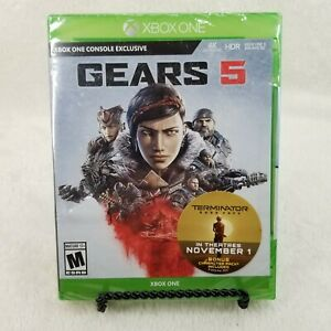 Microsoft-Gears-of-War-Gears-5-Xbox-One-Video-Game-New-amp-SEALED