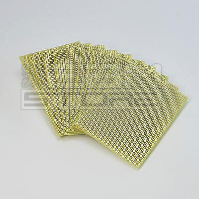 10 pz basetta millefori 100x70 vetronite monofaccia - ART. AN09