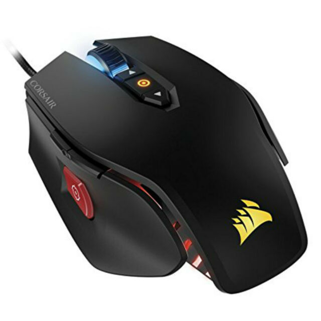 CH-9000090-WW Corsair Gaming Sabre Laser RGB Gaming Mouse