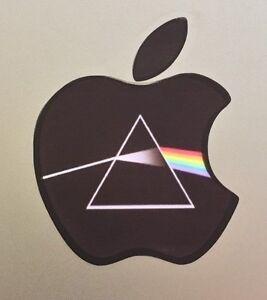 Glowing Pink Floyd Dark Side Of The Moon Apple Macbook Pro