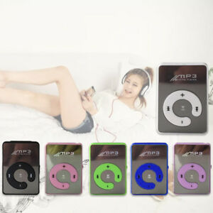 32GB-Mini-Clip-Metal-USB-MP3-Player-Support-Micro-SD-TF-Card-Music-With-Earphone