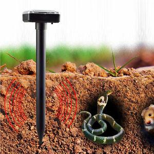Solar-Powered-Snake-Pest-Mice-Rat-Pulse-Ultrasonic-Waves-Repeller-Repellent-GP