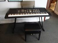 Vintage Kurzweil KMS 250 Keyboard/Synthesizer System in Excellent Condition  SLs