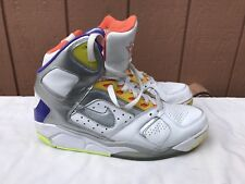 NIKE AIR FORCE FLIGHT F high top basketball shoes 329984 100 Size 9.5 US MENS | eBay
