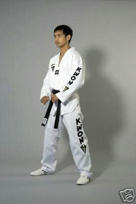Taekwondo Anzug Starfighter  weißes Revers Revers Revers 190cm. Taekwondoanzug von KWON a67278