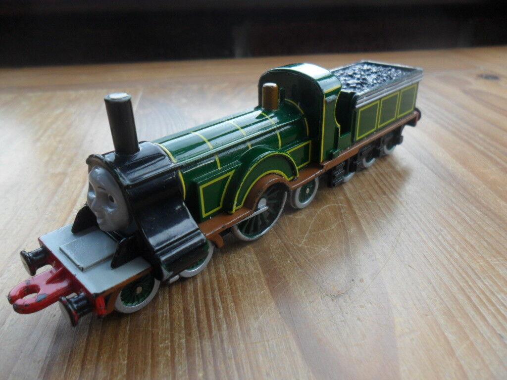 ERTL Thomas Tank Engine & Friends Train - EMILY  - POST DISCOUNTS