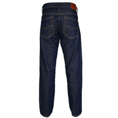 Basic Droit Travail Homme Uni Coupe Standard Résistante JEANS TAILLE 28 48 in environ 121.92 cm