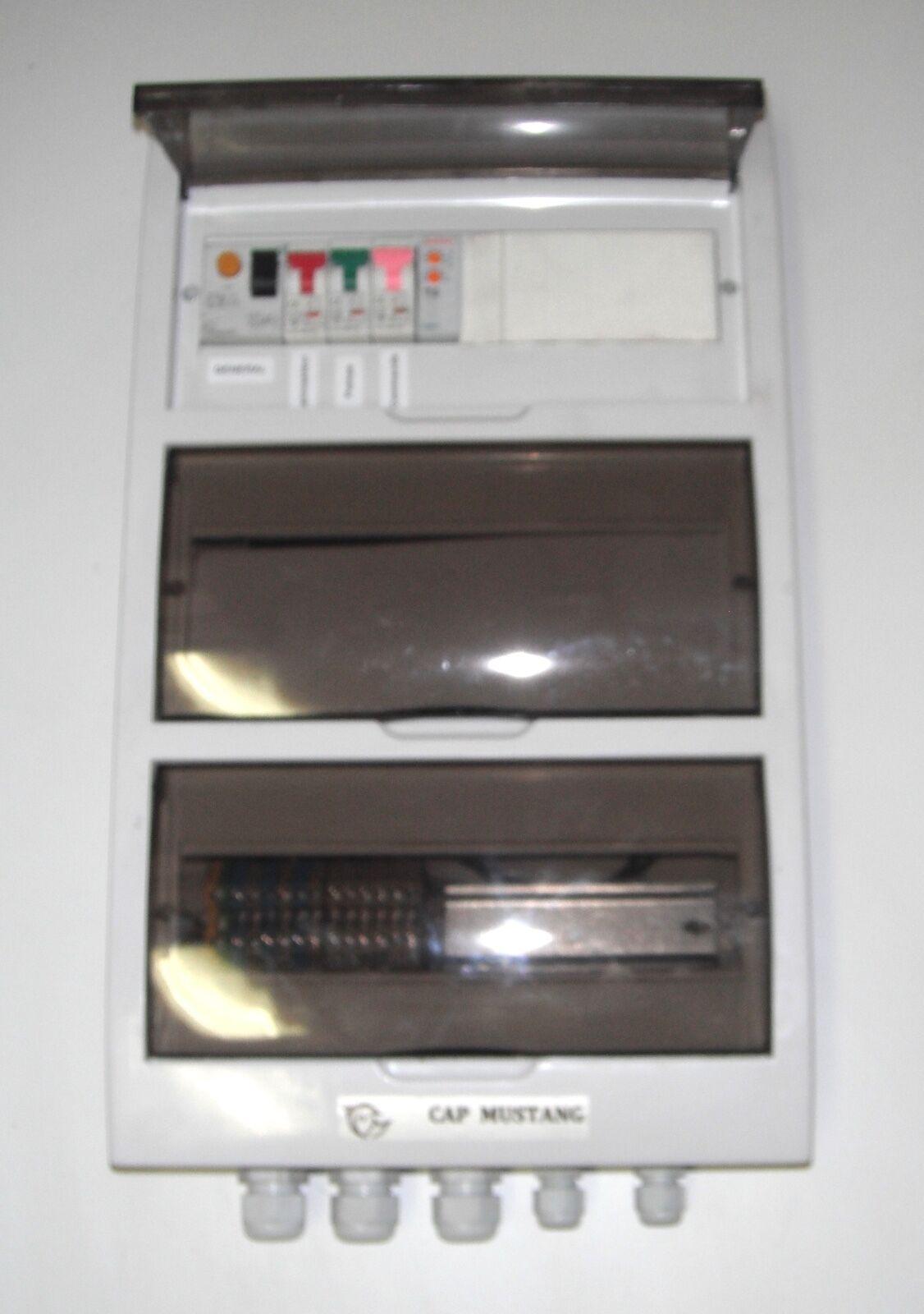 Wassermacher Umhang 230 Mustang Explorer 1100 watts 150litre/h 230 Umhang volts 37e1f7